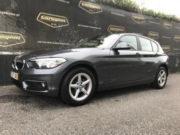 Bmw 116 d Efficient Dynamics Advantage