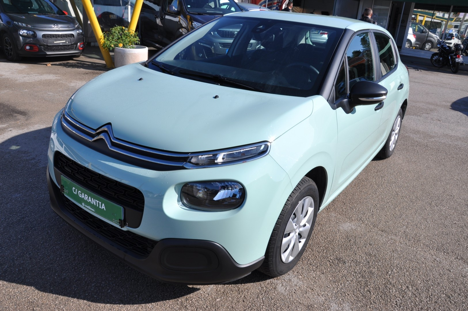 Citroën C3 Puretech 68 Live