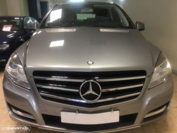 Mercedes-benz R 350 4 MATIC (7 LUG) NACIONAL