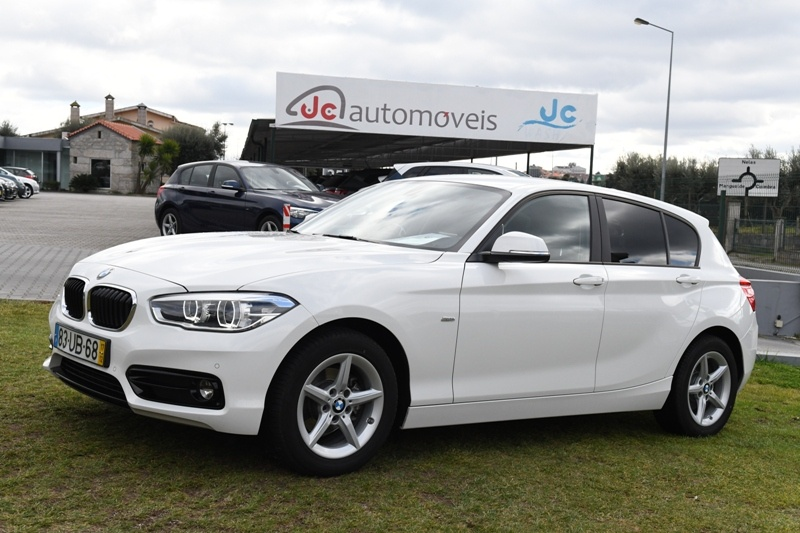 BMW 116 d Efficient Dynamics Line Sport