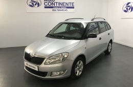 Skoda Fabia Break 1.2 TDI Family 75cv