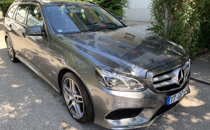 Mercedes-Benz E 300 St. E300 BT Hyb AMG Edition E