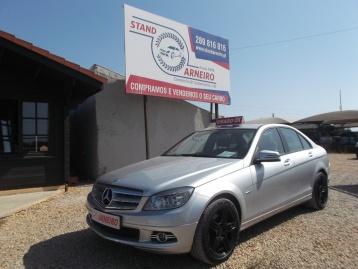 Mercedes-Benz Classe C 220 CDi BE Aut. (170cv) (4p)