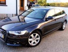 Audi A6 Avant 2.0 TDI Auto 177