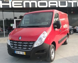 Renault Master 2.3 DCI L1H1