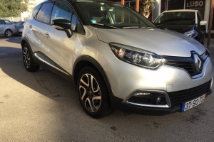 Renault Captur DCI EXCLUSIVE EDC