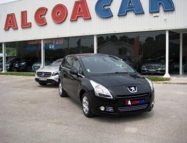 Peugeot 5008 1.6 e-HDi Tech-Motion CMP6 (112cv) (5p)
