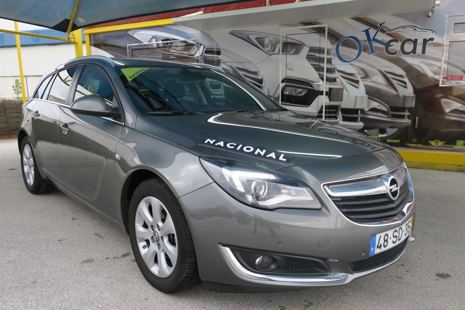 Opel Insignia ST 1.6 CDTi Executive SS GPS