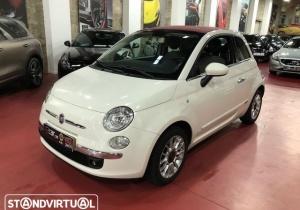 Fiat 500c 1.2 LOUNGE CABRIO garantia até 5 Anos