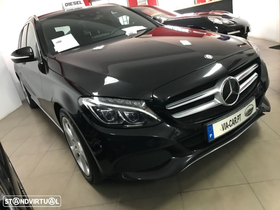 Mercedes-benz C 220 SPORT Avantgarde+ Aut.+TV