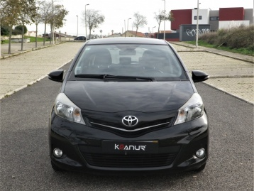Toyota Yaris 1.4 D-4D Comfort Pack Style Tech