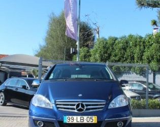 Mercedes-Benz A 180 Avantgarde