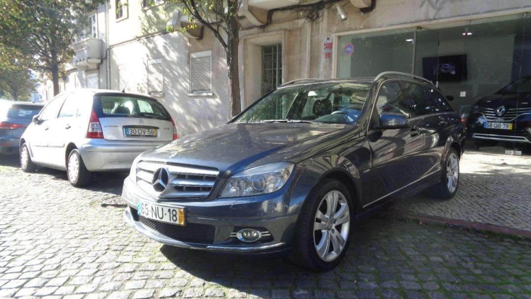Mercedes-benz C 250 CDi Avantgarde BlueEfficiency
