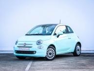Fiat 500 1.2 Lounge Garantia De Fábrica 06/2022