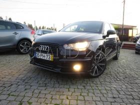 Audi A1 Sportback 1.6 TDi S-Line (GPS)