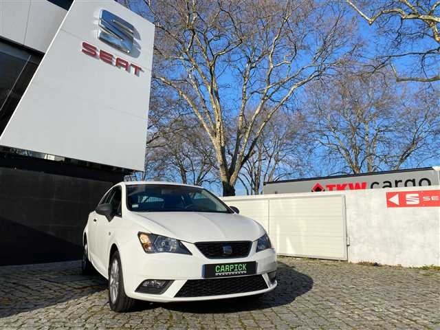 Seat Ibiza sc van