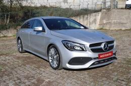 Mercedes-benz Cla 200 D URBAN AUT.