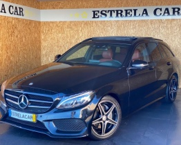 Mercedes-benz C 220 AMG FULL