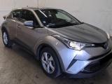 Toyota C-HR Dynamique