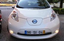 Nissan Leaf Baterias Novas