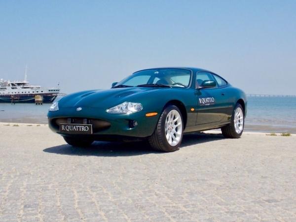 Jaguar Xkr 4.0 Coupé