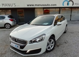 Peugeot 508 SW 1.6 e-Hdi Business Line Ttronic