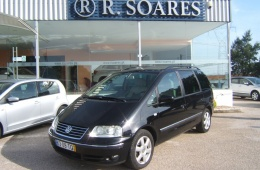 Vw Sharan 1.9 Highline AC+TA (115cv) (Cx. Aut.) (Multimédia)