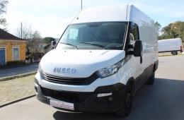 Iveco Daily 35-140 // 2017 // 140 CV