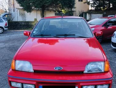 Ford Fiesta XR 2i