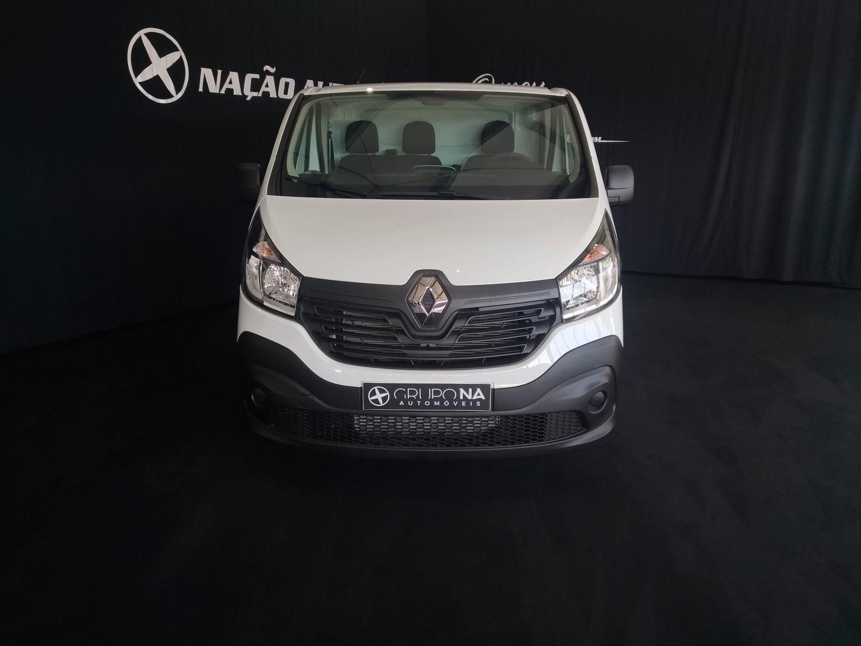 Renault Trafic L2H1 1.6 Dci 120cv 3 Lugares Ac Plus 5 Portas
