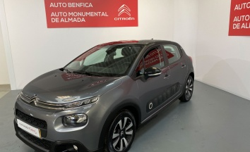 Citroën C3 1.5 BlueHDi 100 CVM6 Shine