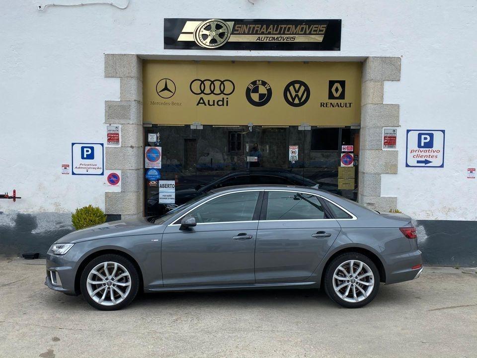 Audi A4 2.0 TDi S-line S tronic