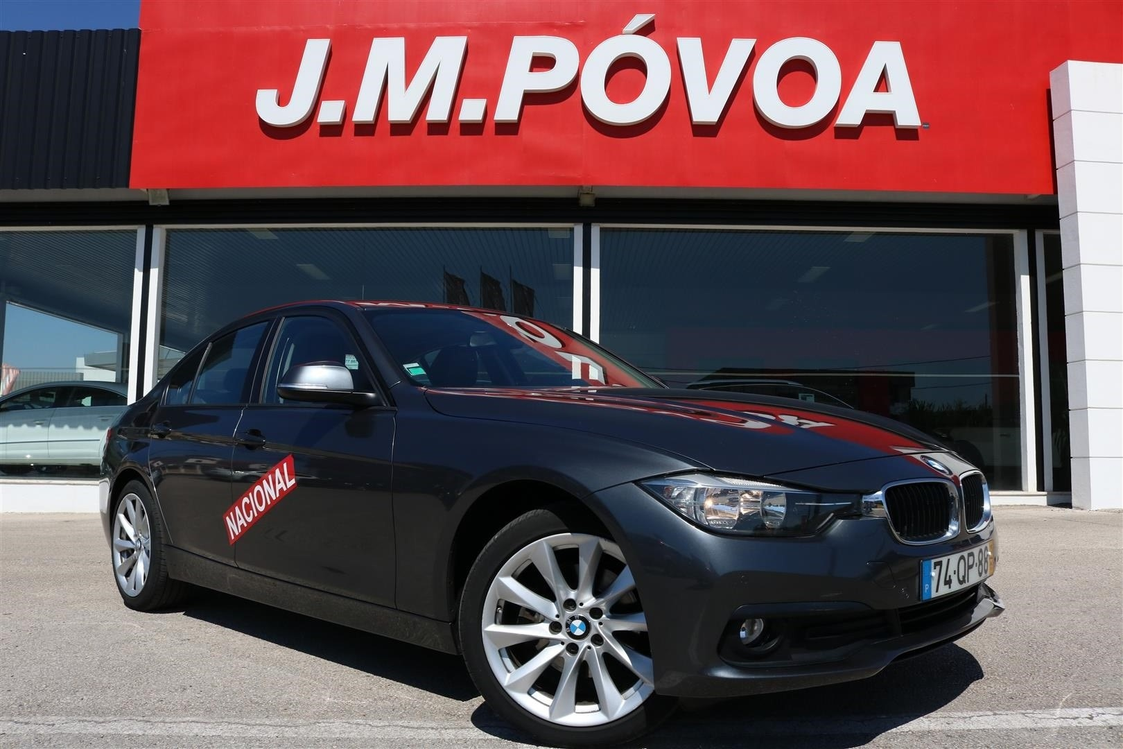 BMW Série 3 320 d Advantage GPS 190cv