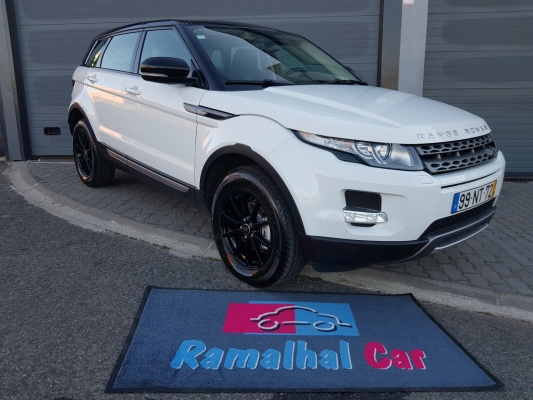 Land Rover Evoque, 2013