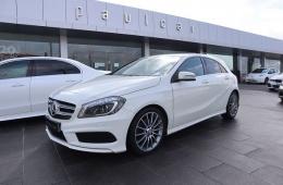 Mercedes-Benz A 180 CLASS 1.5 CDI AMG Line