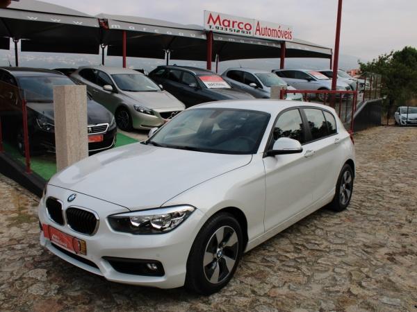 BMW 116 D EFFICIENT DYNAMICS