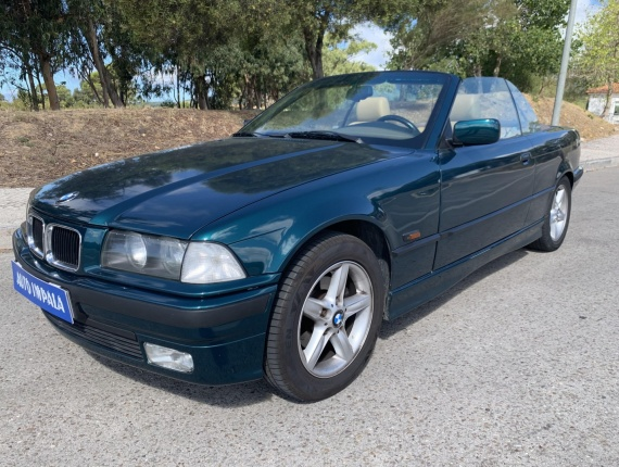 BMW 318 Cábrio Automático