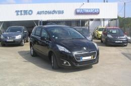 Peugeot 5008 BLUE-HDI CIXA MANUAL 120 CV