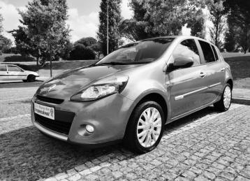 Renault Clio 1.2 16V DYNAMIQUE 100 cv com GPS