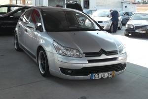 Citroën C4 1.6 HDI VAN