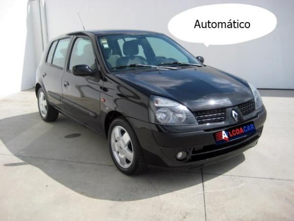 Renault Clio  1.2 16V Extreme Automatico