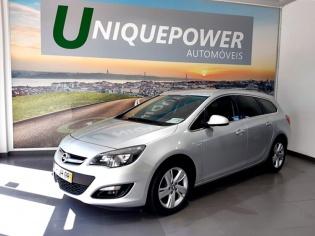 Opel Astra Sports Tourer EXCITE