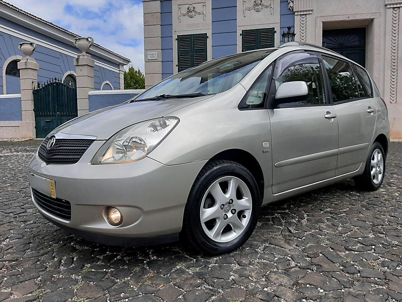 Toyota Corolla Verso 1.6 Sol