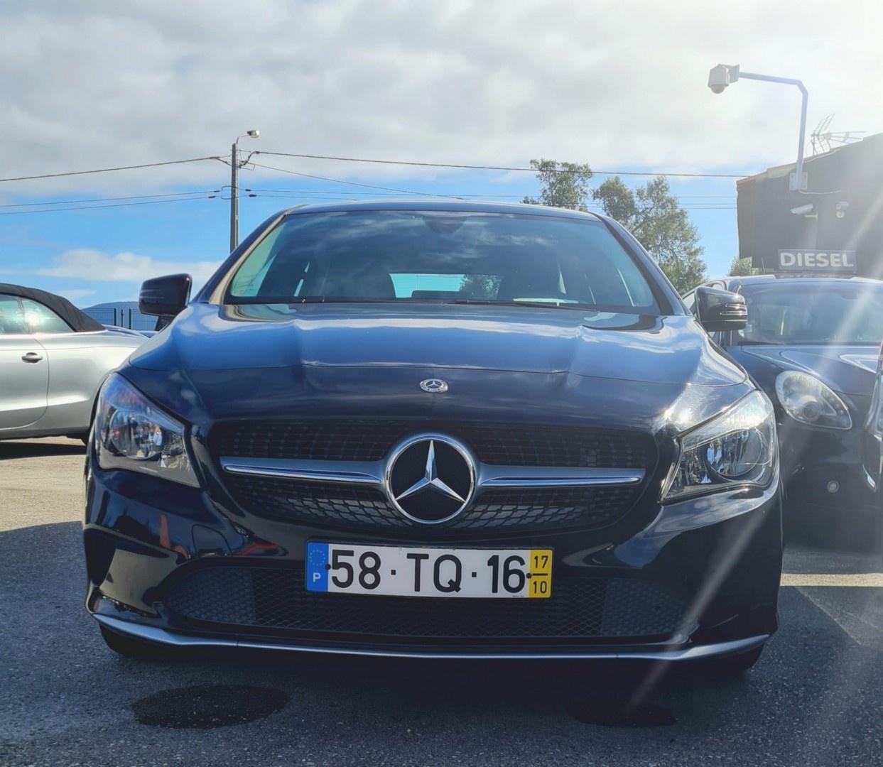 Mercedes-Benz Classe CLA 180 DCI