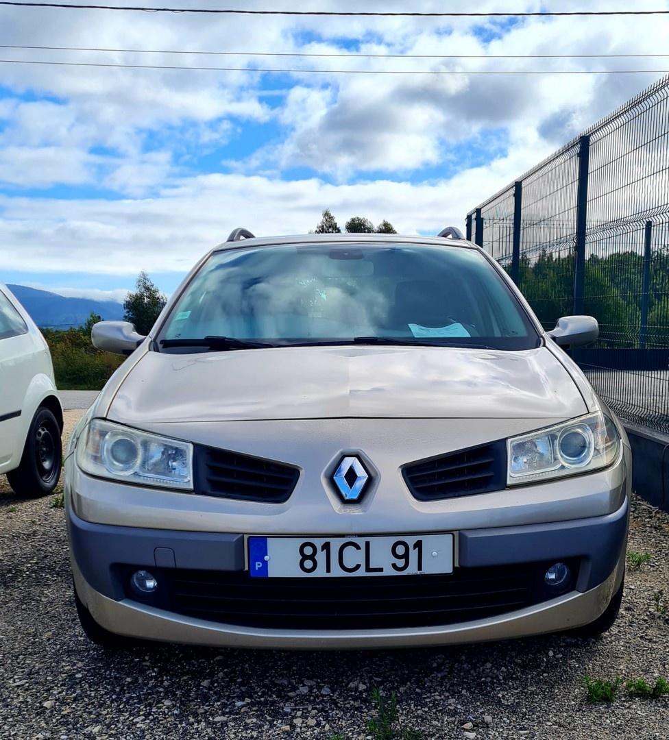 Renault Mégane Break 1.5 DCI CONFORT