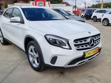Mercedes-Benz GLA 180 CDI Sensation