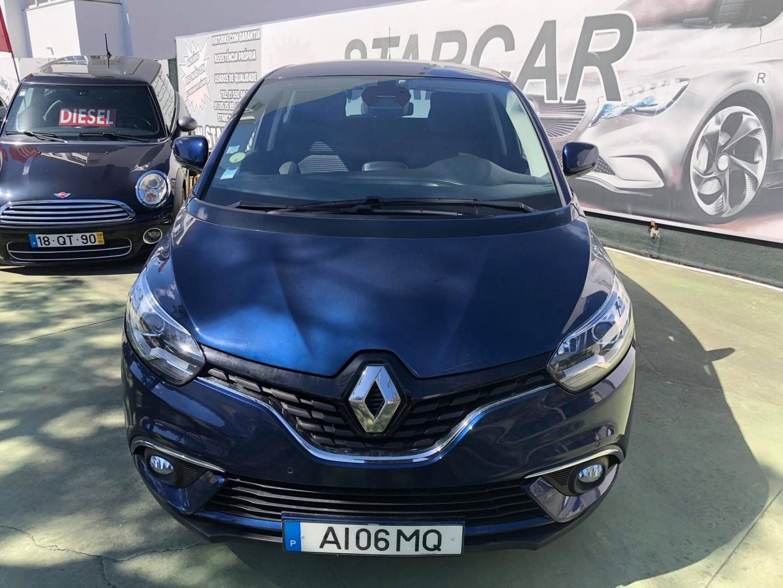 Renault Scénic 1.5 DCI EDC S/S 110 CV