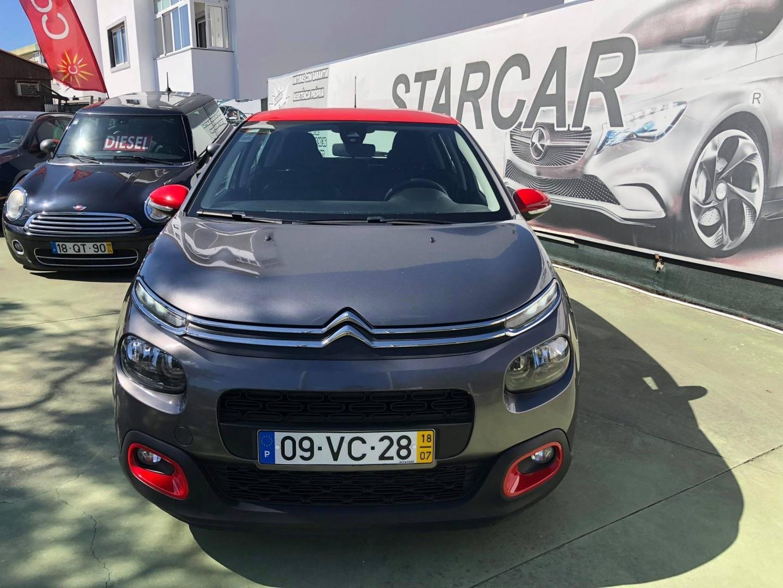 Citroën C3  1.6 BLUE HDI 75