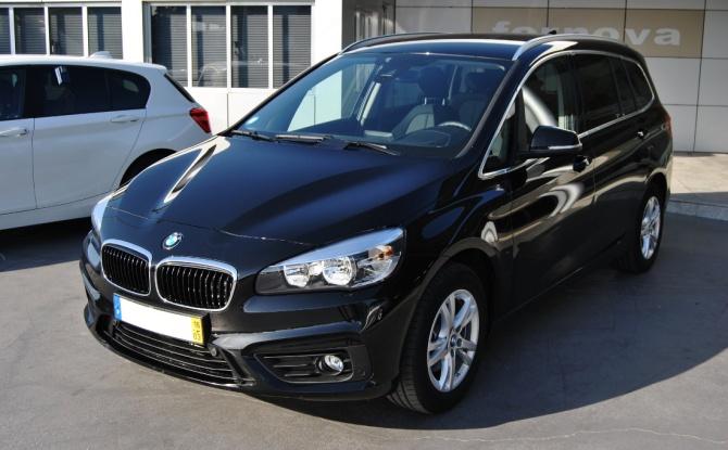 BMW Série 2 216 dA GRAN TOURER 7LUG
