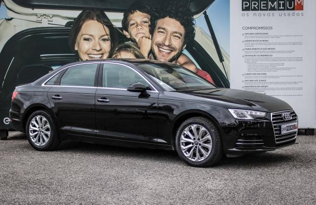 Audi A4 2.0TDi 150cv Business Line Plus